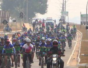 Ariquemes sedia neste domingo (24) etapa final do estadual de ciclismo