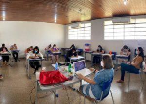 """Governo de Rondônia capacita supervisores e visitadores do programa """"Criança Feliz"""" das regiões da Zona da Mata e Vale do Guaporé"""