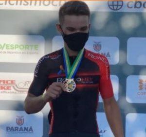 Ariquemense sagra-se Campeão Brasileiro Júnior de Ciclismo no Paraná